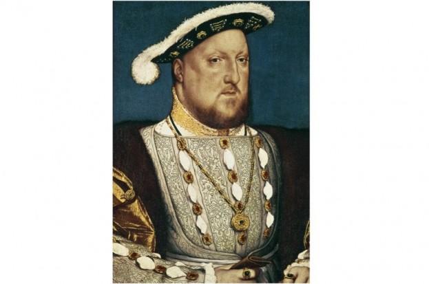 Henry VIII buried 2